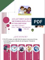 Aulas Virtuales bajo la metodología PACIE