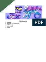 Pdf pokemon platinum walkthrough