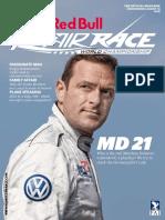 Red Bull Air Race Magazine - Lausitz 2010