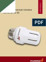 Termostaticheskaya Golovka Purmo MTW30