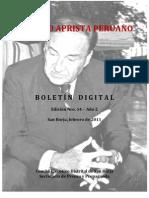 Boletin San Borja 014-2011