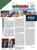 ONU flash Mada numéro 6 - mars/avril 2011 (SNU2011)