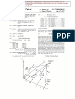 US Patent, 3-D Target Location Using Bistatic Range Measurement in Multi Static Radar
