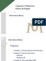 UniMetro - Informática Básica
