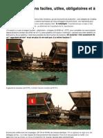 Modélisme ferroviaire à l'échelle HO. Tampons et attelages du matériel HO