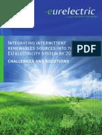 Eurelectric Res Integration Paper