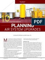 Planning Air System Upgrades