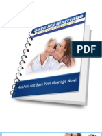 Save My Marriage Prevent Divorce