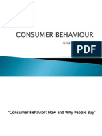 Consumer Behaviour, Ch-3
