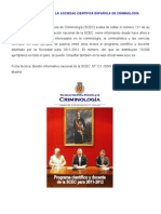 BOLETÍN Nº 121 DE LA SCEC. PARA LA WEB DE LA FUNDACION SEGURIDAD CIUDADANA