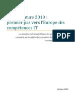 Nomenclature 2010 CIGREF