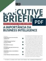 A Importância da Business Intelligence