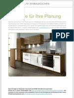 DYK360 Anleitung Küchenplanung
