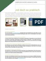 DYK360 Miniküchen