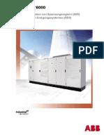 Unitrol6000 Brochure De