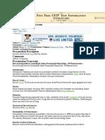 Buccal Drug Delivery System