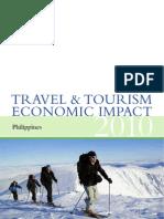 Travel & Tourism Economic Impact Phils