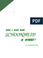 HEHEBT U HAAR WARE SCHOONHEID AL ONTDEKT_ Dutch
