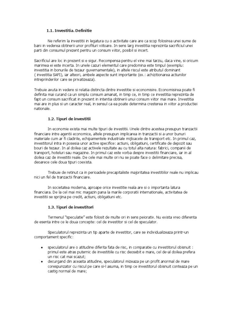 exemplu de contract de investiții în criptomonedă