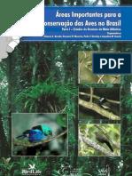 Areas Import Antes Para Conservacao Das Aves_Parte_1
