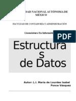 Estructuras de Datos Unidad 03