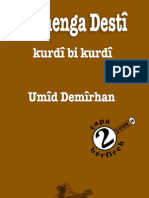 Ferhenga Desti a Kurdish Kurdish Dictionary by Umid Demirhan