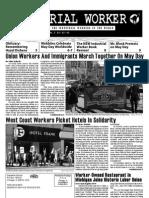 Industrial Worker - Issue #1736, June 2011