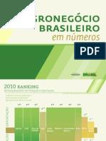 Agronegocio Brasileiro Em Numeros