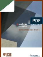 InformeVenta_PrimerTrimestre2011