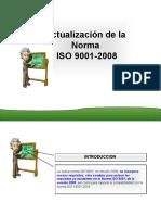Presentacion ISO 9001-2008