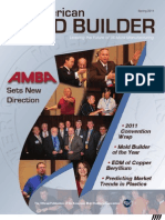 2011  The American Mold Builder - Spring