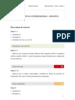 2010 - Volume 4 - Caderno do Aluno - Ensino Médio - 1ª Série - Educação Física