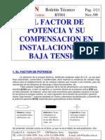 Capacitores - Leyden Baja Tension