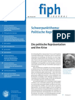 FIPH Journal 2011 Fruehjahr
