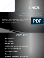 LINK2U- Connecting social network users
