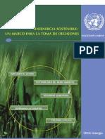 Bioenergia sostenible