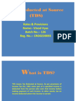 59_project Tds Rate & Provision