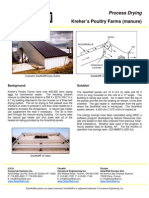 SolarWall Case Study - Kreher's Poultry Farm (solar air heating system)