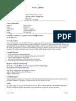 UT Dallas Syllabus for ba4367.5u1.11u taught by Shawn Alborz (sxa063000)