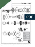 4HP14-18 Spare Parts