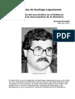 Asesinato de Santiago Leguizamón