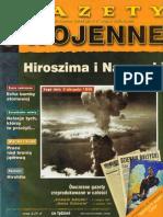 Gazety Wojenne 95 - Hiroszima i Nagasaki