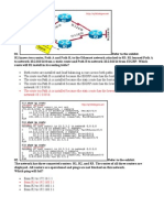 Ccna Final Exam 180nj Version