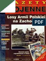Gazety Wojenne 97 - Losy Armii Polskiej Na Zachodzie