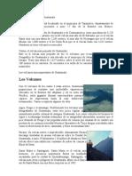 Volcán mas grande de Guatemala