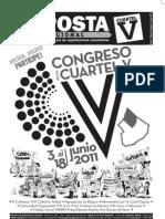 La Posta Regional - Especial Congreso Cuartel V