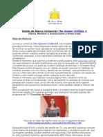 """Venta de Negocio y Marca """" The Queen´s Clothes® """" de prendas femeninas talles especiales (especial para inversores)"""