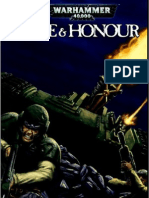 Fire and Honour [Graham McNeill]