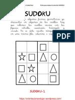 Sudokus 4x4 Figuras Geometric As Fichas 1 a 20.PDF SUDOKU