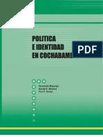 Política e identidad en Cochabamba